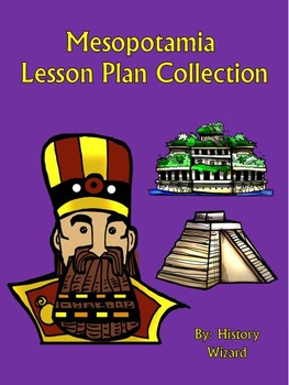 Mesopotamia Lesson Plan Collection