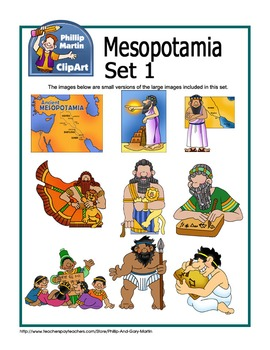 Mesopotamia Set 1