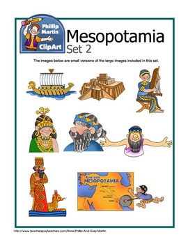 Mesopotamia Set 2