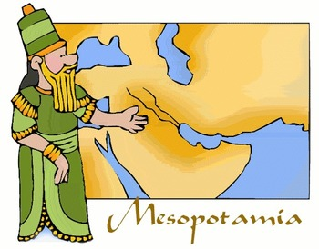 Mesopotamia Test and Project Bundle