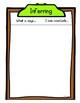 Metacognition Notetaking Sheets