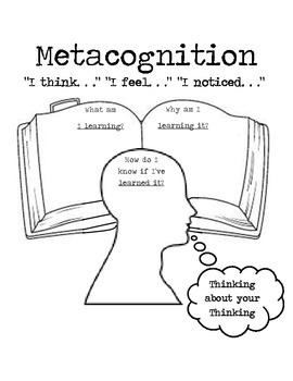 Metacognition Organizer