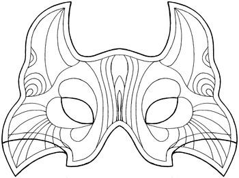 Metal Mask Template 3