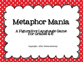 Metaphor Mania