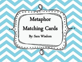 Metaphor Matching