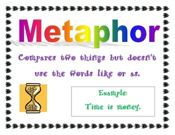 Metaphor Poster