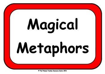 Metaphors Display Poster Pack