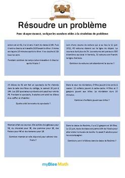 Méthode pour résoudre un problème 6 - Trouver des données