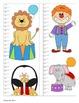 Circus Themed Height Chart (Metric)