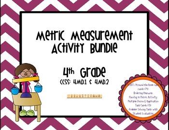 Metric Measurement Activity Set