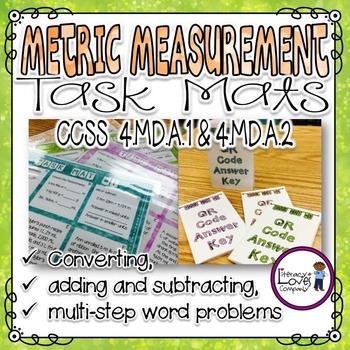 Metric Measurement Math Center