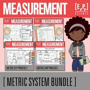 Metric System Measurement Bundle