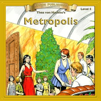 Metropolis Audio Book MP3 DOWNLOAD