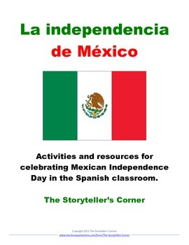 Mexican Independence Day Freebie