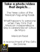 Mexican Independence Day - Photo & Video Scavenger Hunt -