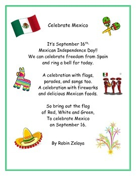 Mexican Independence Day Poem