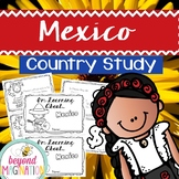 Mexico Country Study | 48 Pages for Differentiated Learnin
