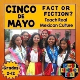 Cinco de Mayo Spanish and English PowerPoint Lesson Plans