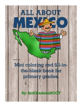 Mexico Mini Book