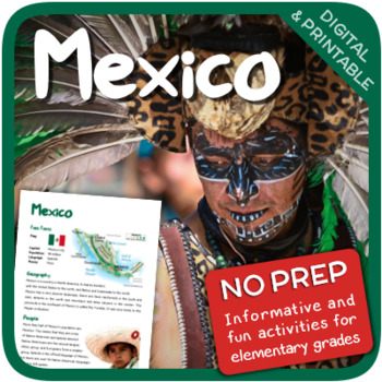 Mexico (Fun stuff for elementary grades)