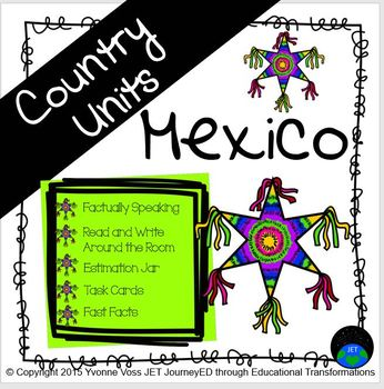 Second and Third Grade Mexico Unit
