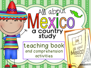 All About Mexico - A Teaching Book