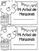 Mi Arbol de Manzanas- libro para contar de 0-6