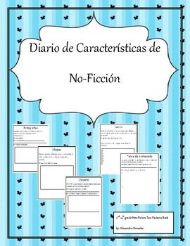 Mi Diario de Caracteristicas de No Ficción