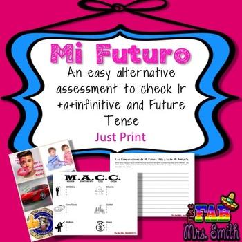 Mi Futuro Alternative Assessment