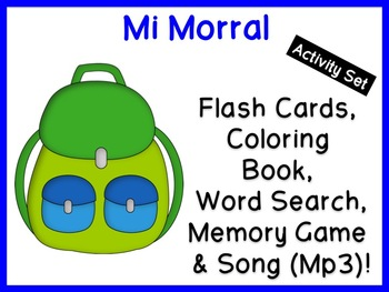 Mi Morral -Activity Set and Song (Mp3)