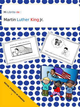 Mi librito de Martin Luther King Jr.