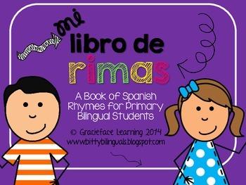 Mi libro de rimas - Spanish rhymes
