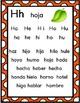 Mi mundo de las consonantes H y J- Actividades