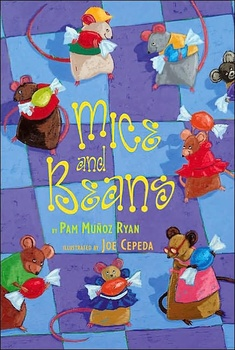 Mice and Beans - Sequencing / Retelling