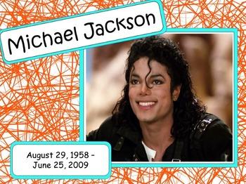 Michael Jackson: Musician in the Spotlight