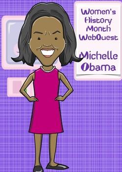Michelle Obama WebQuest