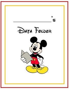 Mickey Data Tracker and Goal Setting