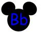 Mickey Word Wall **Blue