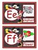 Mickey and Minnie alphabet
