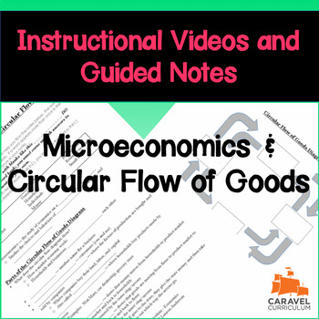 Microeconomics and Circular Flow of Goods Instructional Vi