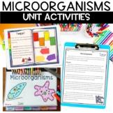 Microorganisms Unit Activities