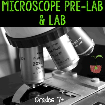 Microscope Pre-Lab and Lab