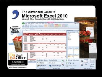 Microsoft Excel 2010 Advanced