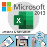 Microsoft Excel 2013 Lesson