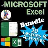 Microsoft Excel 2013 Skills Bundle - 17 Lessons