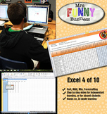 Microsoft Excel 2010 Video Tutorial Lesson 4 of 10