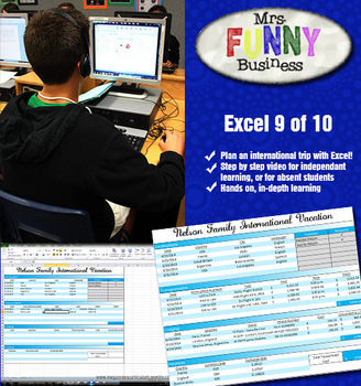 Microsoft Excel 2010 Video Tutorial Lesson 9 of 10
