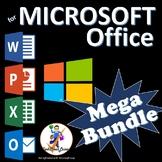 Microsoft Office 2013 Lesson Plan Mega Bundle - Word Power