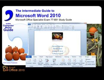 Microsoft Word 2010 Intermediate: Sample Files