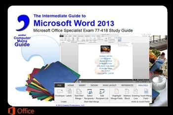 Microsoft Word 2013 Intermediate: Sample Files